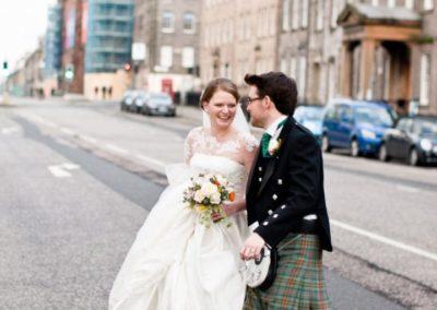 royal college edinburgh wedding photography