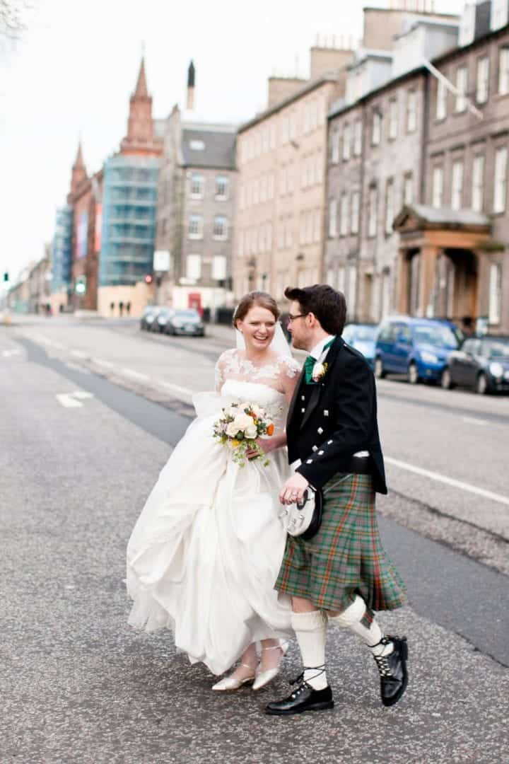 royal college edinburgh wedding photography