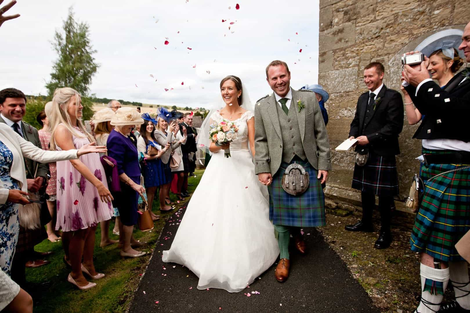Scottish Wedding Photographer Covering Weddings Throughout Scotland