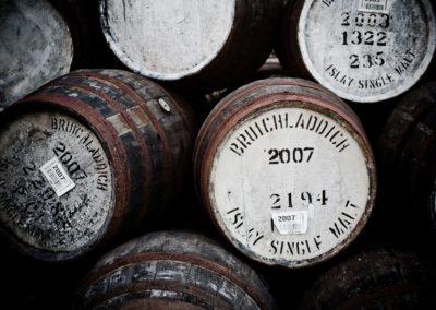 bruichladdich-distillery-casks
