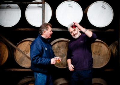 jim-mcewan-and-duncan-macgillivray-bruichladdich-distillery