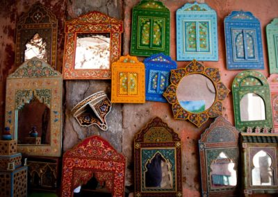 mirrors-in-a-moroccan-market